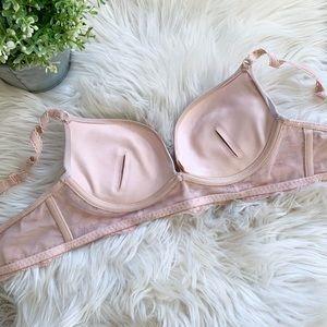 aerie Intimates & Sleepwear - Aerie Emma Bra in Pale Pink | 34A